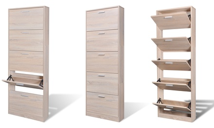 Shoe Cabinets in Choice of Size and Design With Free Delivery