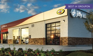Jiffy Lube – Up to 50% Off Signature Service Oil Change   at Jiffy Lube, plus 9.0% Cash Back from Ebates.