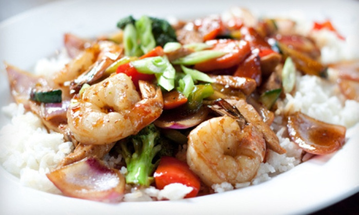Four Seasons Restaurant and Catering - Mauldin: $10 for $20 Worth of Chinese Food at Four Seasons Restaurant and Catering