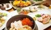 東京都/蒲田 ≪たらば蟹といくらの釜飯など9品+飲み放題120分≫