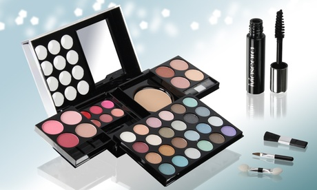 Urban Beauty All You Need To Go Cosmetic Palette