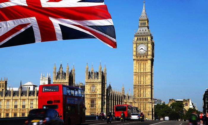 Circuito Vacanze in Londra, Greater London | Groupon Getaways