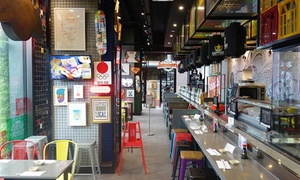 Sushizilla: $10 for $20 to Spend on Japanese Food and Drink at Sushizilla