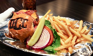 Burgers, Fries, and Beers for Two or Four at Orange Country Choppers Cafe (Up to 48% Off)