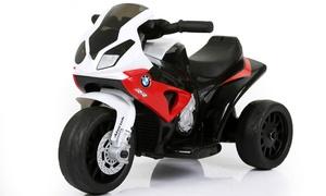Moto électrique 3 roues pour enfant BMW