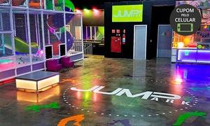 JumPark - Jundiai: 1 hora de trampolim para 1 ou 2 pessoas no JumPark – Vila Alvorada
