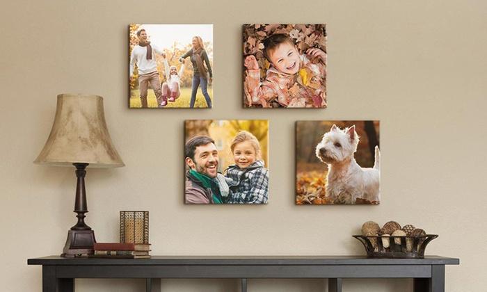 up to 85 off on custom premium canvas wraps groupon goods