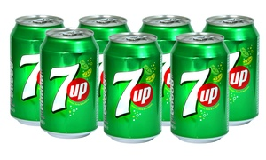 7Up: Regular et Mojito