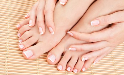image for $95 Worth of Mani-Pedi