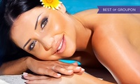 Up to 15 Solarium Body Tanning Sessions at Vanilla by Jelena Ladies Salon (Up to 72% Off)