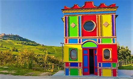 Piemonte, Langhe: soggiorno per 2 o 4 con colazione e bottiglia a 49€euro