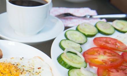 """Persisches Frühstück """"1001 Nacht"""" für zwei oder vier Personen im Palace of Persia  (bis zu 50% sparen*)"""