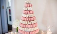 100 Wedding Macarons from The Costa Cupcake Company (Up to 33% Off)