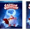 Captain Underpants on DVD or Blu-ray Combo