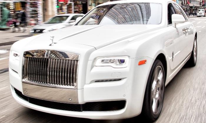 45 Off Luxury Car Service