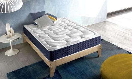 top comfort memory foam matratze groupon goods. Black Bedroom Furniture Sets. Home Design Ideas