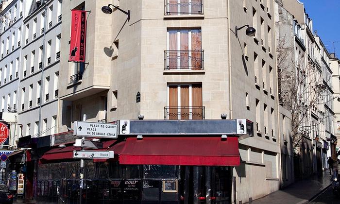 Chat Noir H Tel Par S Ile De France Groupon Getaways