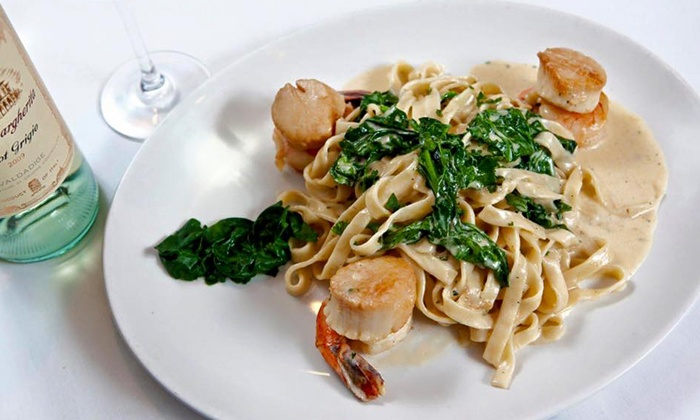 Nico Ristorante - North End: Authentic Italian Cuisine and Drinks at Nico Ristorante (Up to 42% Off). Two Options Available.