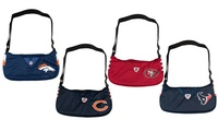 NFL Team Jersey Purses (Groupon Goods) photo