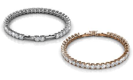 1 ou 2 bracelets Vénus de la marque HER JEWELLERY ornés de cristaux Swarovski®