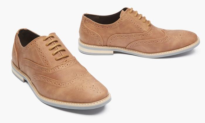 48ec2feef6 Unlisted by Kenneth Cole Joss Men s Oxford Shoes (Size 8.5)