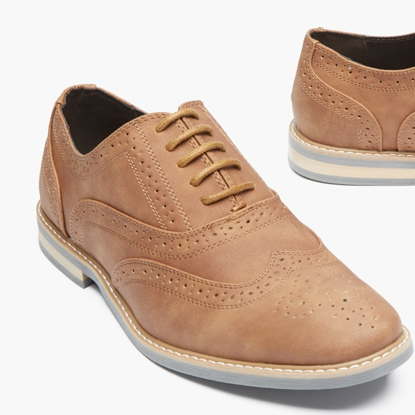 a119fa01a1fd Unlisted by Kenneth Cole Joss Men s Oxford Shoes (Size 8.5)
