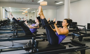 Pure Pilates Studios Clayfield: Three ($14) or Five ($19) Pilates Class Pass at Pure Pilates Studios - Clayfield (Up to $175 Value)