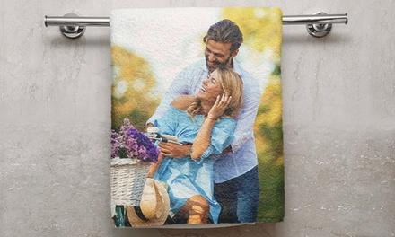 Asciugamano personalizzabile a 14,99€euro