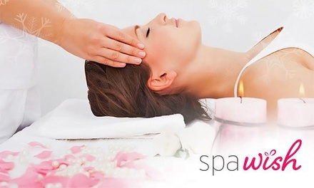 C$50, C$100, or C$200 with Bonus Credit from SpaWish at 700+ Spas (33% Off)