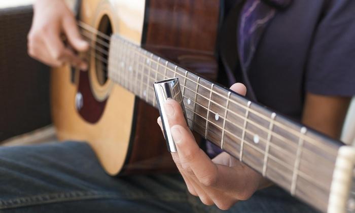 Encore Music Lessons - Mount Pleasant: Four Private Music Lessons from Encore Music Lessons (48% Off)