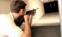 Marksmanship Shooting Experience with Pistols, Bows and Semi-Automatic Rifles at Twinwoods Adventure (Up to 56% Off)