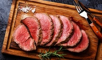 Chateubriand Steak Meal for Two or Four with Optional Cocktail or Bottle of Wine at Circa 1924 (Up to 47% Off)