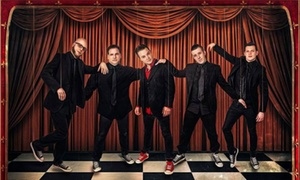 Boy Band Review: The Best Boy Band Tribute Show: Boy Band Review feat. The Hot Sauce Committee on Saturday, May 14, at 10 p.m.
