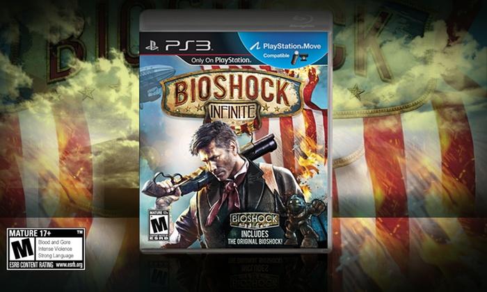 Bioshock Infinite for PS3: Bioshock Infinite for PS3. Free Returns.