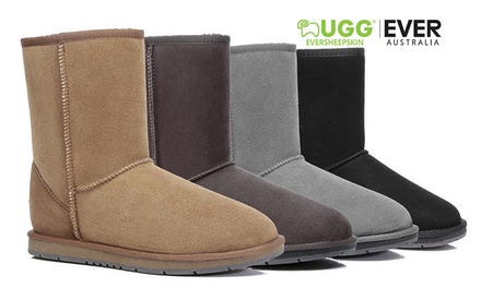 $79.95 for a Pair of Unisex WaterResistant 3/4 UGG Boots