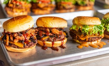20% Off Plant-Based Food and Drink at PLNT Burger