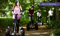 Segway Rally Experience for Two with Two Photo Prints at Segway Events (Up to 51% Off)