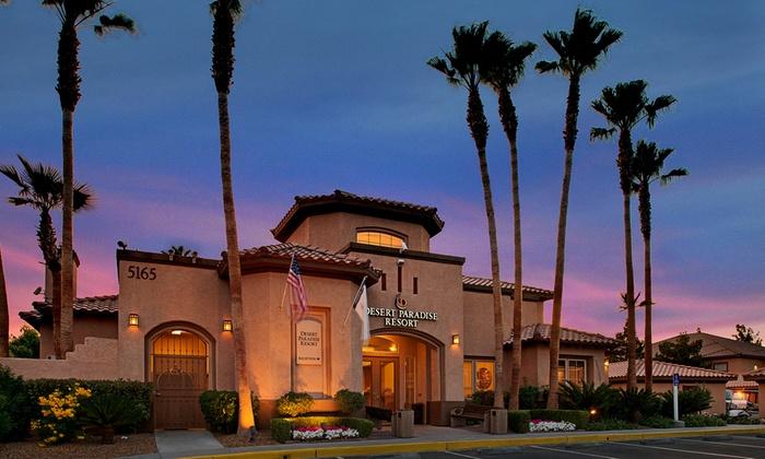 Family-Friendly, Off-the-Strip Las Vegas Resort