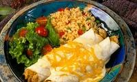 Enchiladas oder Burrito nach Wahl inkl. Salat für 2, 4 oder 6 Personen bei Chicanna Berlin (bis zu 53% sparen*)