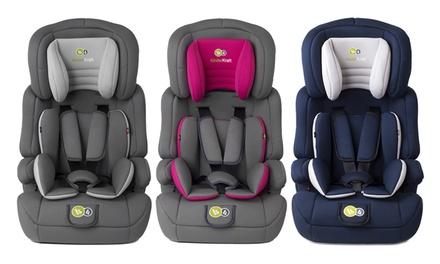 Sillas de coche para niños Kinderkraft Comfort Up por 59,99 € (45% de descuento)