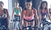 PURE Indoor Cycling - Chicago: $38 for $109 Worth of Services — PURE Indoor Cycling Studio