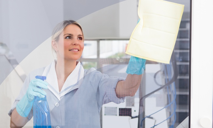 Lucky Jaycee Home Service - Dallas: Interior and Exterior Window Cleaning from Luckyjaycee Home Services (Up to 61% Off)