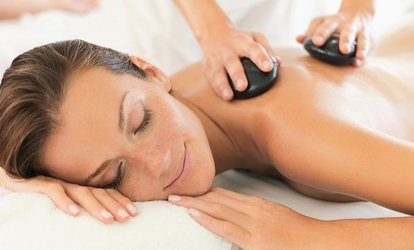 Deep Tissue, Sports, or <strong>Hot-Stone Massage</strong> at Spoil Yourself (Up to 55% Off)