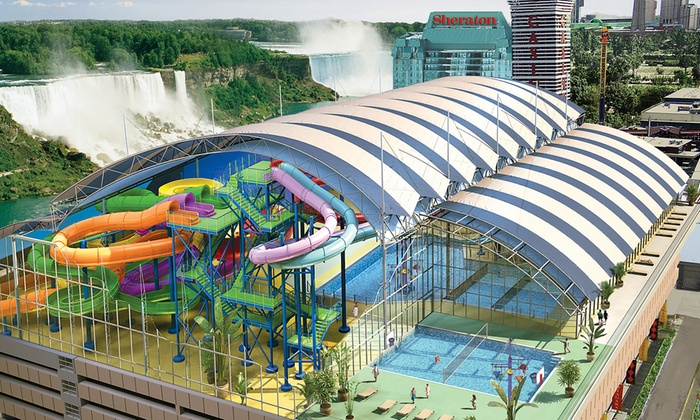 Niagara Falls Hotel with Entertainment Packages