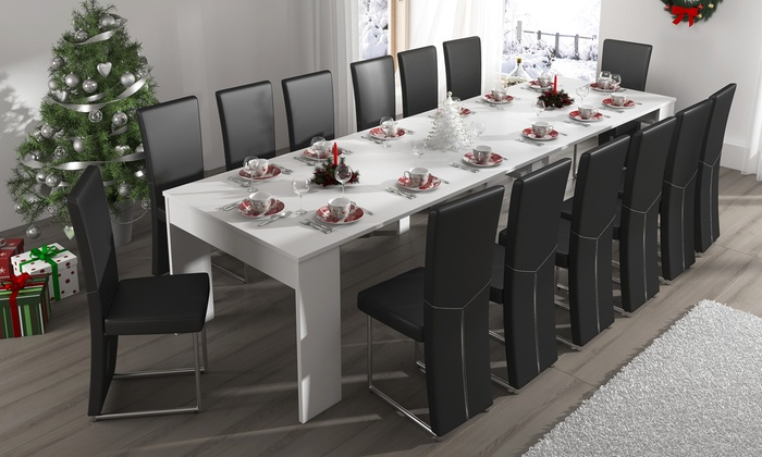 Extending Dining TableConsole Groupon