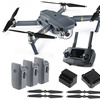 DJI Mavic Pro Quadcopter Drone with 4K Camera Bundle (11-Piece)