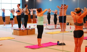 Bikram Hot Yoga Vancouver: 10 Hot Yoga Classes or One Month of Unlimited Classes at Bikram Hot Yoga Vancouver (Up to 74% Off)