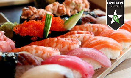$9.99 for $15 Worth of Casual Japanese Food at Banzai