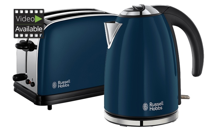 Rus Hobbs Kettle And Toaster