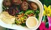 Falafel Bar - San Jose: $14 for $20 Worth of Vegan Mediterranean Cuisine at Falafel Bar